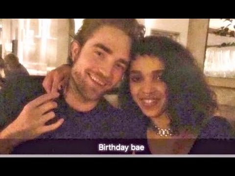 Robert Pattinson And Fka Twigs Personal Photos