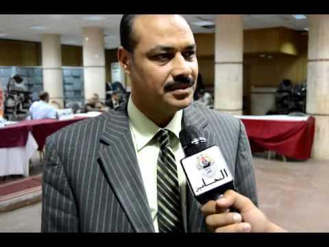 محمد الكسار: ترابط محامين المنيا بالنقابة العامة ضمن برنامجي الانتخابي