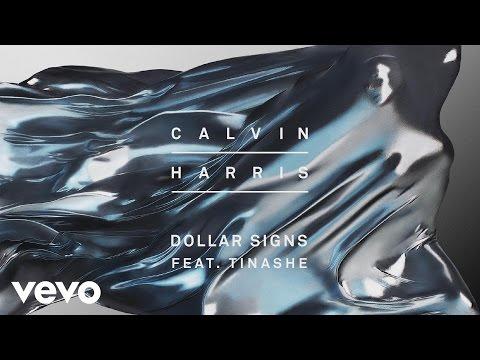 Tekst piosenki Calvin Harris - Dollar Signs (Feat. Tinashe) po polsku