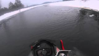 10. 2016 renegade 1200 on water