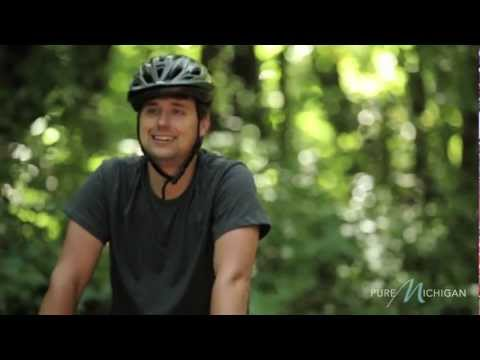 Biking - A Pure Michigan Summer
