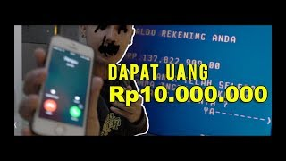 Video PENIPU MALAH KETIPU DAPAT UANG 10.000.000 #KamarJERI MP3, 3GP, MP4, WEBM, AVI, FLV November 2018
