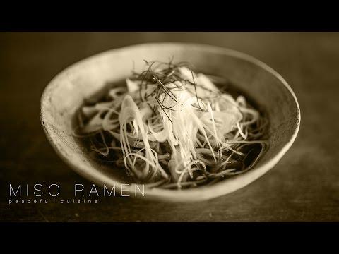 How to Make Miso Ramen