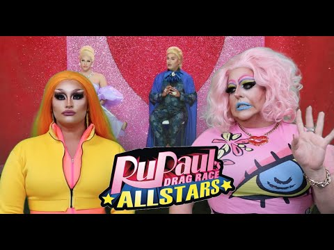"""DRUNK DRAG RACE REVIEW: All Stars 5 Episode 5: """"Snatch Game of Love"""""""