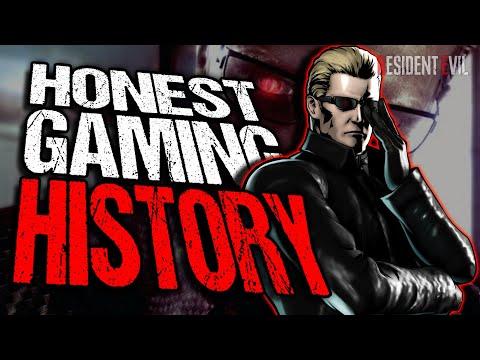 Who is ALBERT WESKER 💀(Resident Evil)💀 | Honest Gaming History