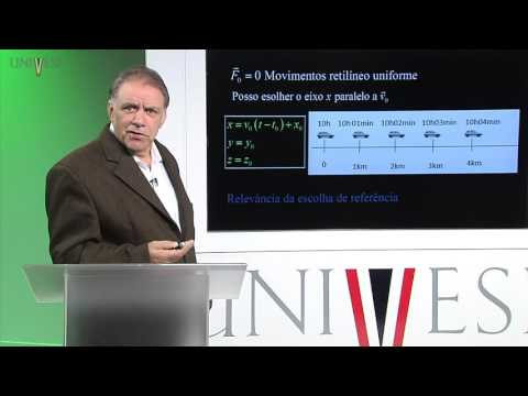 Mecânica - Aula 18 - Aplicações Simples da Dinâmica: Forças Constantes
