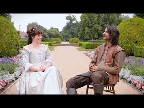 D'Artagnan and Constance - The Musketeers: Series 2 - BBC One