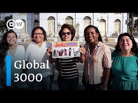 Brasilien: Fünf Frauen vereint für einen Parlamentssitz | ...