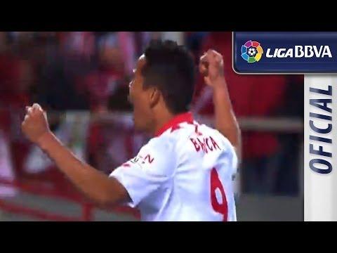 Resumen   Highlights Sevilla FC (2-1) Real Madrid - اشبيلية ريال مدريد - HD