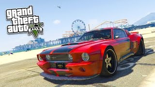 GTA 5 PC Mods - REAL LIFE CARS MOD #3! GTA 5 Real Cars Mod Gameplay! (GTA 5 Mod Gameplay)
