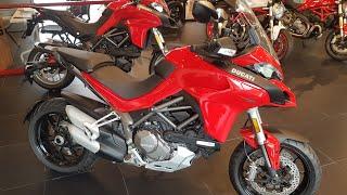 4. Ducati Multistrada 1260||Ficha Tecnica & Precio||Specs & Price|2019