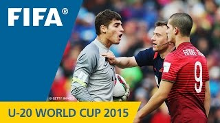Video Brazil v. Portugal - Match Highlights FIFA U-20 World Cup New Zealand 2015 MP3, 3GP, MP4, WEBM, AVI, FLV Juli 2018
