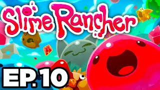• OPENING ANCIENT RUINS, QUICKSILVER SLIMES, HUNTER GORDO - Slime Rancher Ep.10 (Gameplay Lets Play)