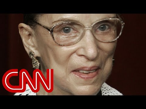 Fans offer Justice Ginsburg ribs after fall