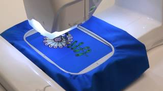 Baby Lock Spirit Embroidery Machine