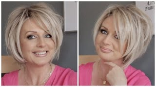 "Video Raquel Welch ""Straight Up With a Twist"" Wig in Shaded Biscuit RL19/23SS MP3, 3GP, MP4, WEBM, AVI, FLV Agustus 2018"