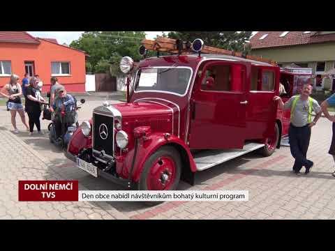 TVS: Dolní Němčí - Den obce