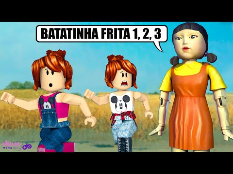 Roblox - ESSA BONECA QUER BRINCAR! (Hexa Game)