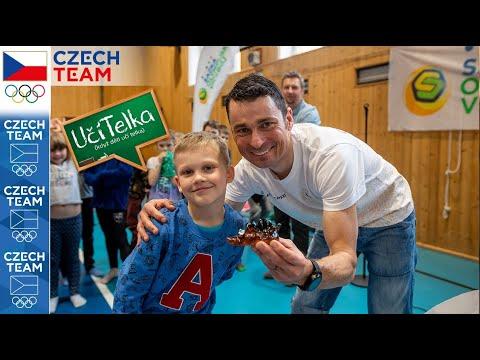 UčíTelka: Olympijský tělák s Jiřím Ježkem