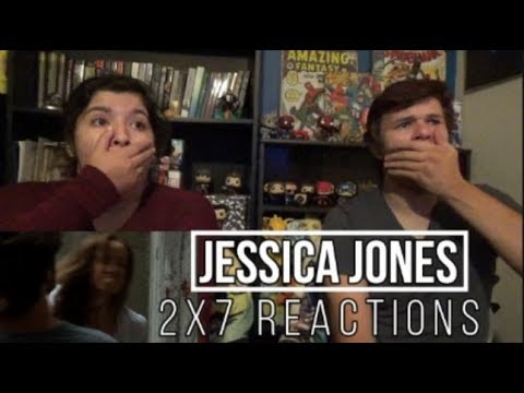 "Jessica Jones 2x7 ""AKA I Want Your Cray Cray"" Reactions"