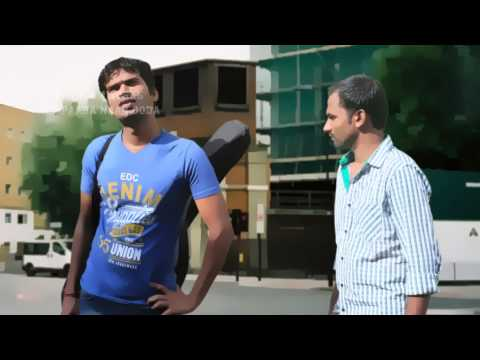 VFX - MAKING OF NEE PAADA NAAN OODA short film