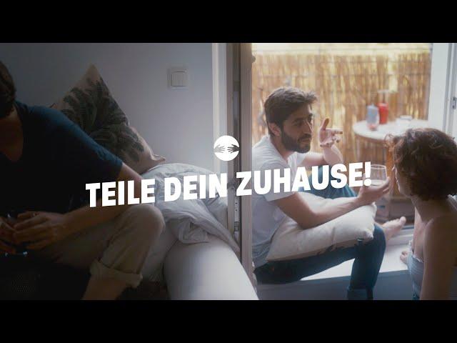 Video - Zusammenleben Willkommen: WG-Zimmer für geflüchtete Menschen