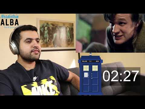 Doctor Who 5x08 Reaction | The Hungry Earth
