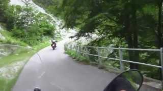 10. Moto Guzzi Stelvio 1200 2009 video 1