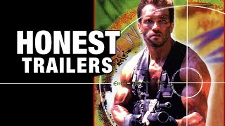 Video Honest Trailers - Predator (1987) MP3, 3GP, MP4, WEBM, AVI, FLV Februari 2019