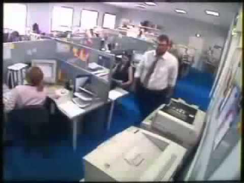 cabreo en la oficina