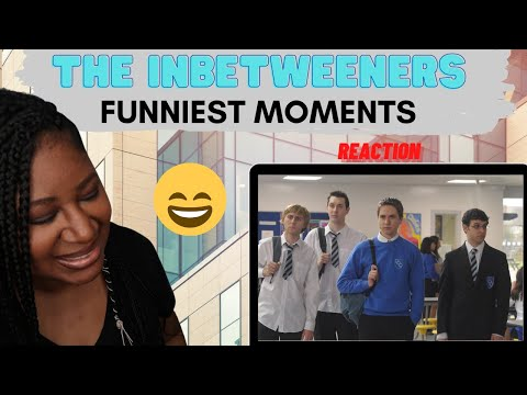 First time reacting to The Inbetweeners