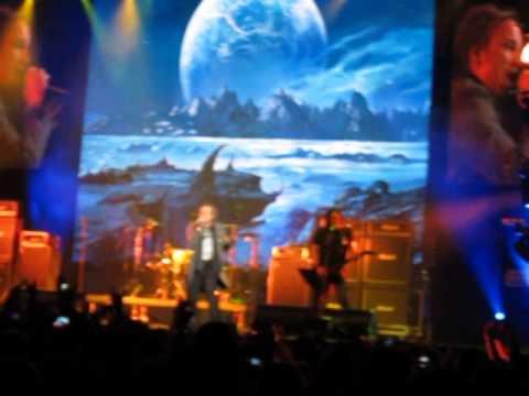 Edguy - Love Tyger, Space Police (Stadium, Moscow, 29.11.2014) (видео)