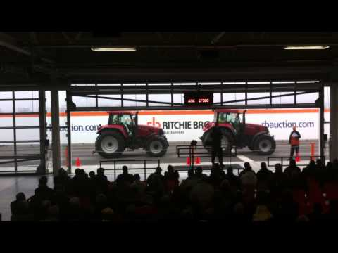 Ritchie Bros Auctioneers veiling in Meppen Dld (видео)