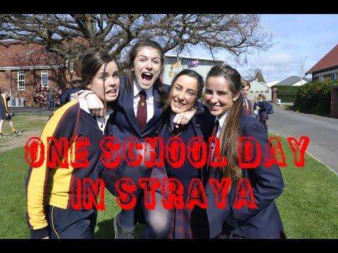 ONDINE IN AUSTRALIA: ONE SCHOOL DAY THROUGH MY EYES