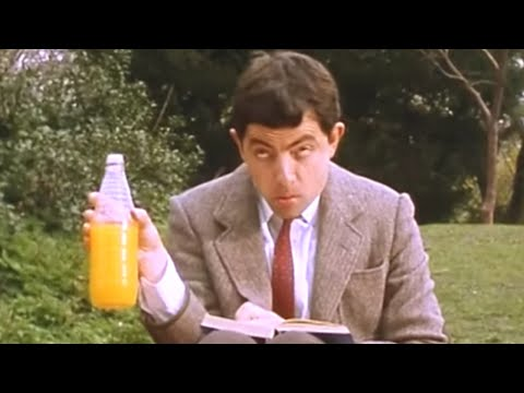 Só o Mr. Bean consegue deixar um picnic hilário!