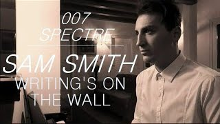 Video Sam Smith - Writing's On The Wall (007 Spectre) cover by Giuliano Sassi download in MP3, 3GP, MP4, WEBM, AVI, FLV Mei 2017