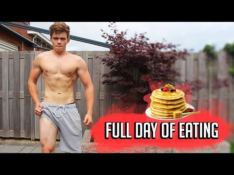 FULL DAY OF EATING | Body Transformation Food (WHAT TO EAT?)