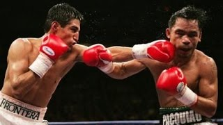 Video Manny Pacquiao vs Erik Morales (2nd fight) / Мэнни Пакьяо - Эрик Моралес (2-й бой) MP3, 3GP, MP4, WEBM, AVI, FLV Mei 2019