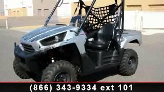 7. 2012 Kawasaki Teryx 750 FI 4x4 LE SGE - RideNow Powersports