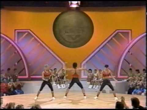 1988 Crystal Light National Aerobic Championship