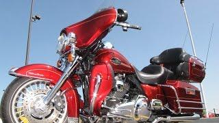 9. 2009 Harley-Davidson ELECTRA GLIDE ULTRA CLASSIC FLHTCU