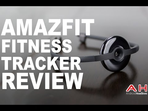 Xiaomi Amazfit Beautiful Fitness Tracker Review