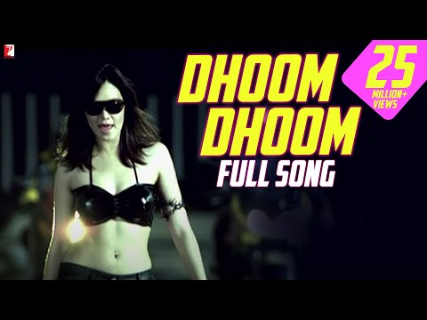 Video Dhoom Dhoom - Full Song | Dhoom | Tata Young | Abhishek | Uday | John download in MP3, 3GP, MP4, WEBM, AVI, FLV January 2017