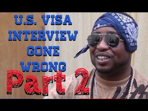U.S. Visa Interview Gone Wrong (Part 2)