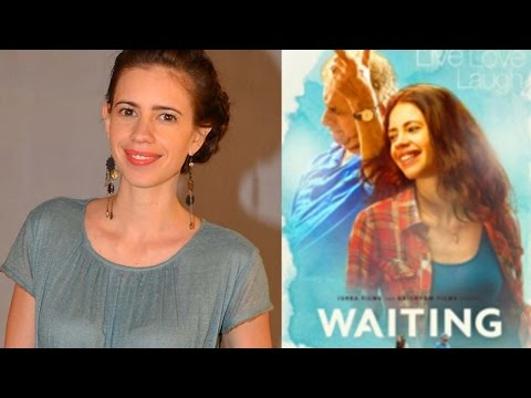 Kalki Koechlin Shares About Her Upcoming Film Wait