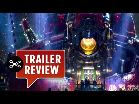 review trailer - Subscribe to TRAILERS: http://bit.ly/sxaw6h Subscribe to COMING SOON: http://bit.ly/H2vZUn Pacific Rim Official Trailer #1 (2013) - Guillermo del Toro Movie ...