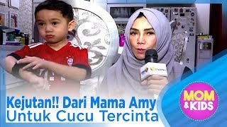 Video Kejutan!! Mama Amy Kasih Kejutan Untuk Cucu-Cucu Tercinta – MOM & KIDS EPS 72 ( 1/3 ) MP3, 3GP, MP4, WEBM, AVI, FLV September 2018