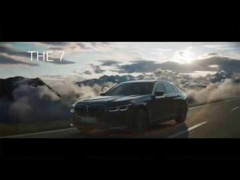 The New BMW 7 Series. Official Launch Film.