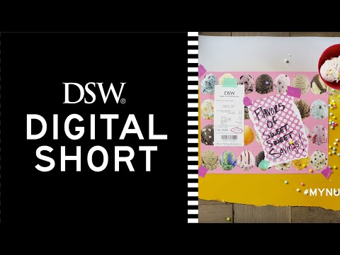 DSW Commercial (2014) (Television Commercial)