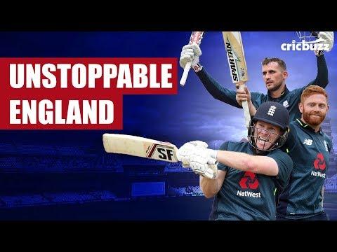 England vs Australia 3rd ODI: How the records tumbled